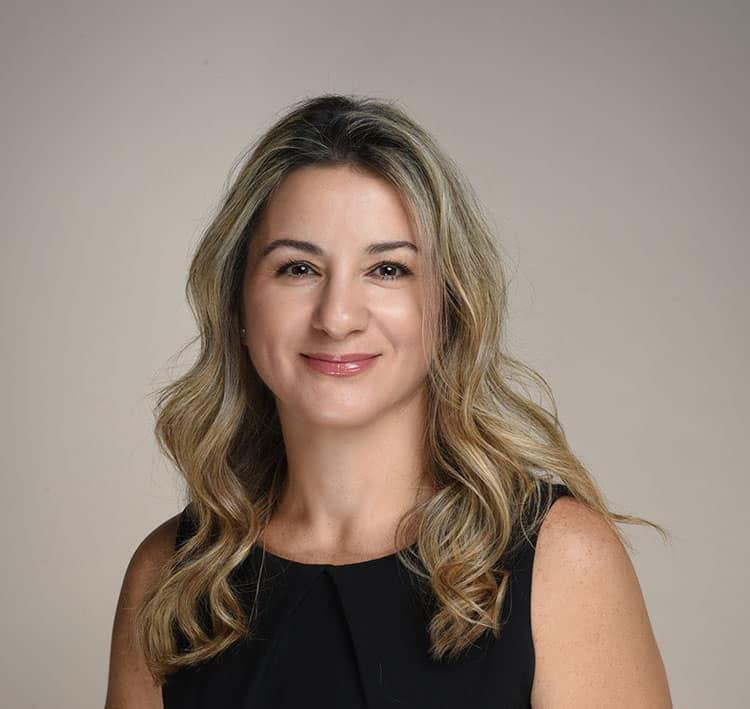 נטלי כהן, מנהלת אדמיניסטרטיבית