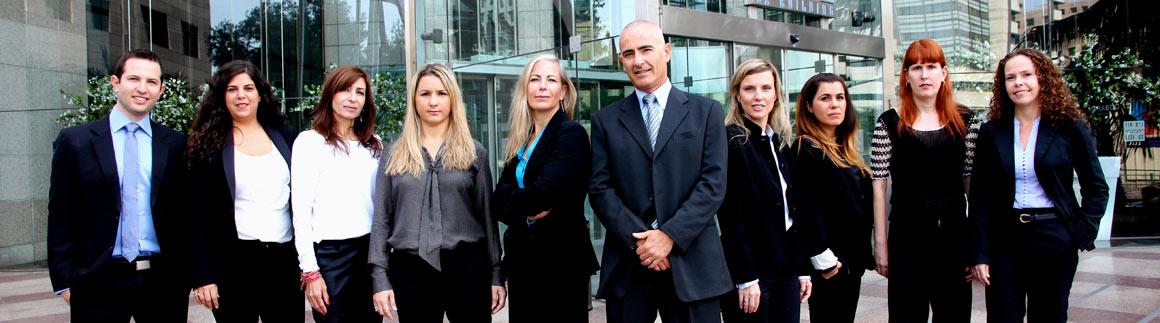 משרד עורכי דין רונן ברק ושות' - צוות המשרד